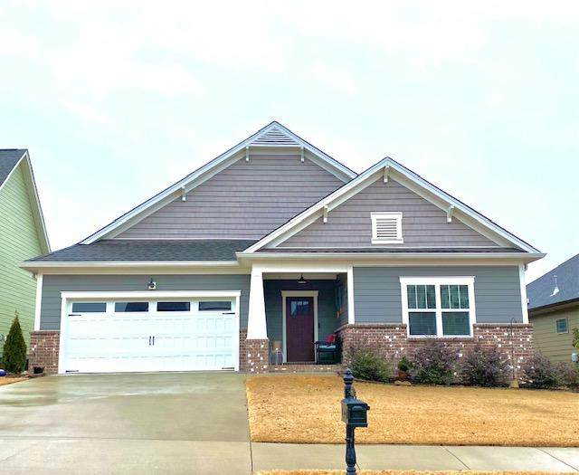 8617 Amberwing Cir #40, Ooltewah, TN 37363 (MLS #1329922) :: EXIT Realty Scenic Group