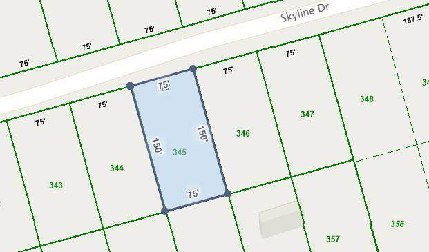 Lot 345 Skyline Dr #345, Dunlap, TN 37327 (MLS #1331157) :: The Edrington Team