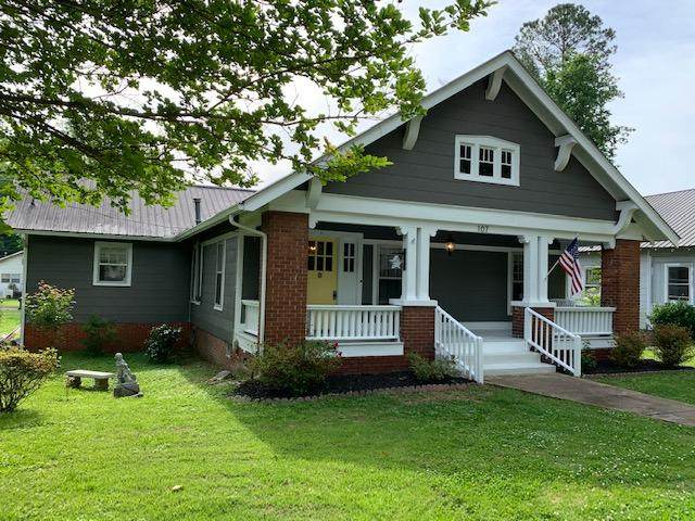 107 Wilder Ave, Chickamauga, GA 30707 (MLS #1336208) :: Keller Williams Greater Downtown Realty   Barry and Diane Evans - The Evans Group