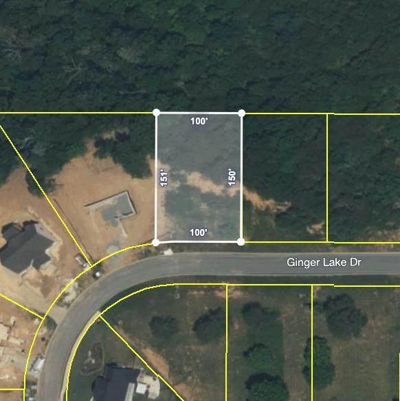 656 Ginger Lakes Dr, Rock Spring, GA 30739 (MLS #1337423) :: The Mark Hite Team