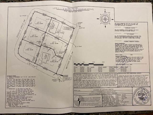 Lot2,4,5,6 Douglas Cir, Cleveland, TN 37311 (MLS #1338178) :: The Mark Hite Team