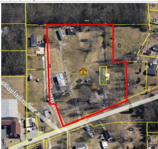 3493 Lakeview Dr, Rossville, GA 30741 (MLS #1338365) :: The Hollis Group