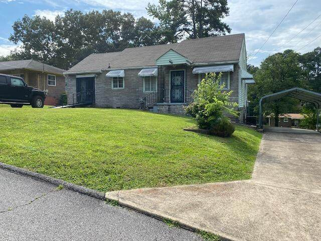 807 Eddings St, Chattanooga, TN 37411 (MLS #1339662) :: Keller Williams Greater Downtown Realty | Barry and Diane Evans - The Evans Group