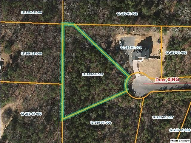 2060 Deer Xing Lot 5, Rocky Face, GA 30740 (MLS #1341117) :: The Jooma Team
