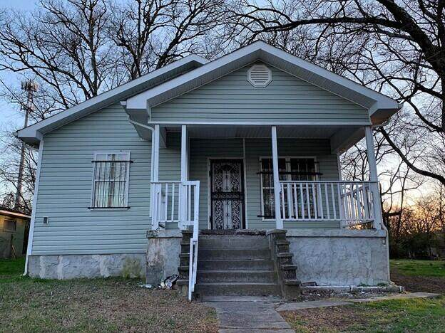 2204 Milne St, Chattanooga, TN 37406 (MLS #1343266) :: Keller Williams Realty