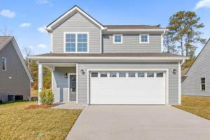 Lot #128 Baldwin Park Phase 3, Chattanooga, TN 37416 (MLS #1343546) :: Chattanooga Property Shop