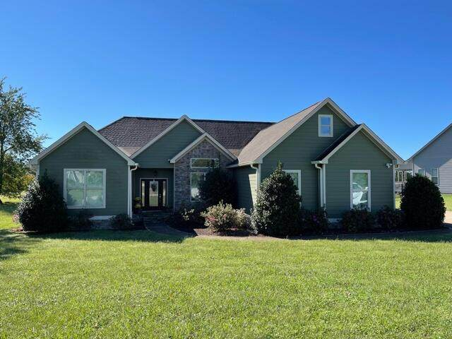 8016 Wolftever Dr, Ooltewah, TN 37363 (MLS #1343745) :: The Weathers Team