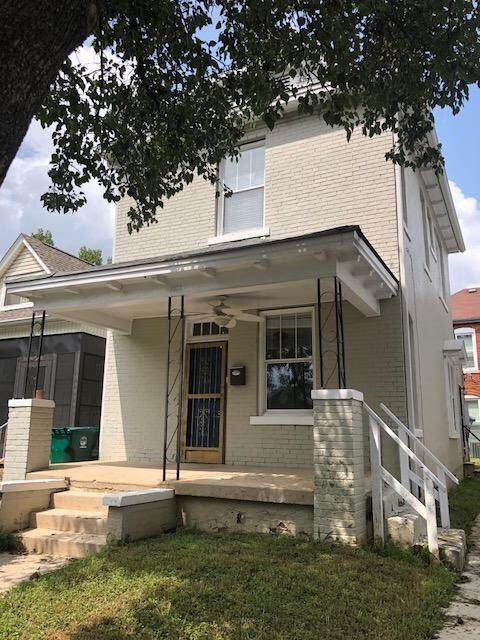 1033 E 8th St, Chattanooga, TN 37403 (MLS #1344741) :: The Weathers Team
