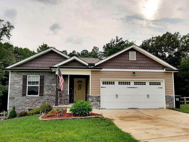 1925 Winterhawk Tr, Soddy Daisy, TN 37379 (MLS #1344890) :: Keller Williams Greater Downtown Realty | Barry and Diane Evans - The Evans Group