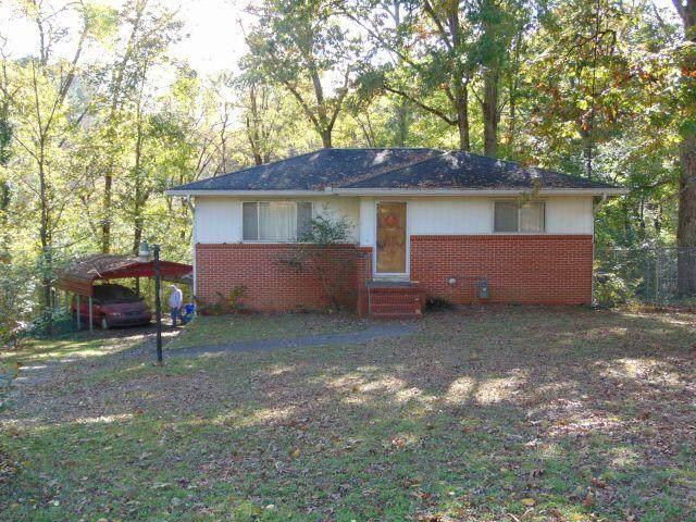 781 Grand Center Rd, Chickamauga, GA 30707 (MLS #1345415) :: The Mark Hite Team