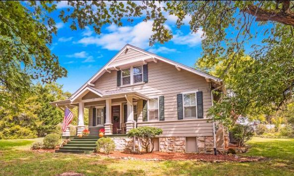 221 N Hermitage Ave, Lookout Mountain, TN 37350 (MLS #1270233) :: Keller Williams Realty | Barry and Diane Evans - The Evans Group