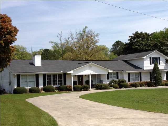 1617 Highway 100, Summerville, GA 30747 (MLS #1278371) :: Chattanooga Property Shop