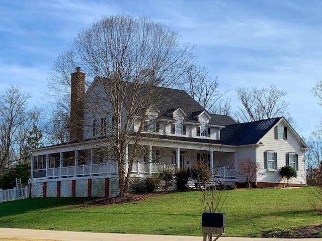 348 Sandstone Creek Dr, Ringgold, GA 30736 (MLS #1310691) :: Keller Williams Realty | Barry and Diane Evans - The Evans Group