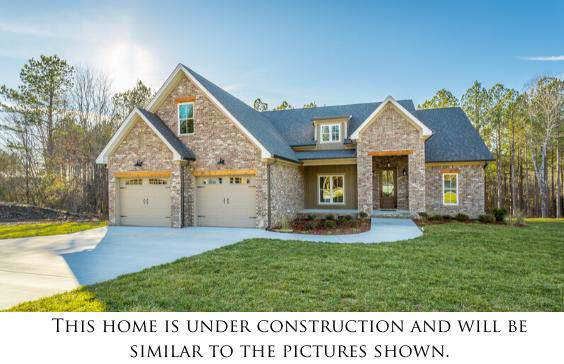 883 Equestrian Dr, Soddy Daisy, TN 37379 (MLS #1312798) :: Keller Williams Realty | Barry and Diane Evans - The Evans Group