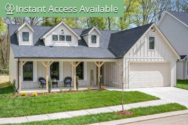 8647 Masons Gate Ln #7, Chattanooga, TN 37421 (MLS #1315851) :: Chattanooga Property Shop