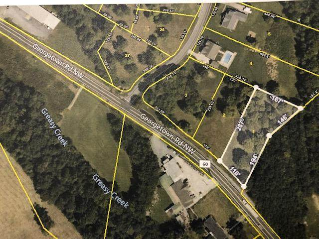 0 Georgetown Rd Nw Tn Lot #1, Cleveland, TN 37312 (MLS #1337279) :: Elizabeth Moyer Homes and Design/Keller Williams Realty