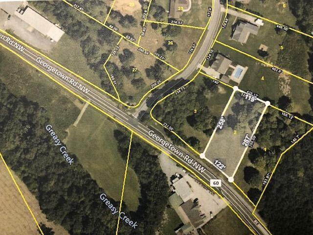 0 Georgetown Rd Nw Tn Lot #2, Cleveland, TN 37312 (MLS #1337281) :: Elizabeth Moyer Homes and Design/Keller Williams Realty