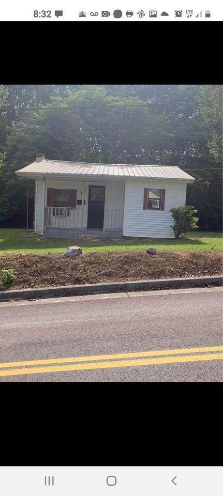 115 Anderson St, Sweetwater, TN 37874 (MLS #1337530) :: The Lea Team