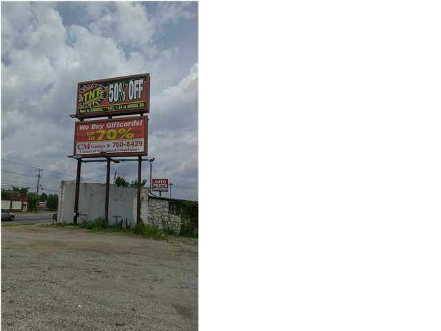 4410 Rossville Blvd, Chattanooga, TN 37407 (MLS #1213577) :: Chattanooga Property Shop