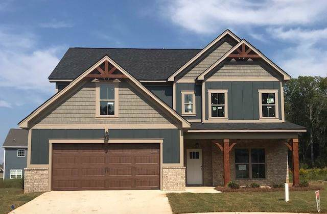 7446 White Pine Dr #61, Ooltewah, TN 37363 (MLS #1303211) :: Keller Williams Realty | Barry and Diane Evans - The Evans Group