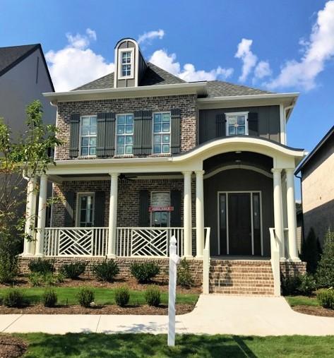 7007 Arbury Way, Ooltewah, TN 37363 (MLS #1279961) :: Chattanooga Property Shop