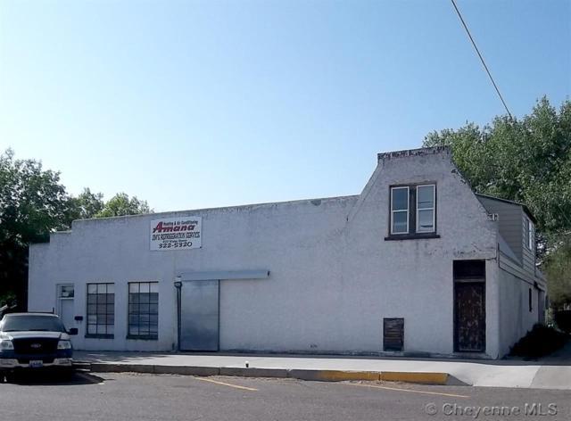 853 Water St, Wheatland, WY 82201 (MLS #55909) :: RE/MAX Capitol Properties