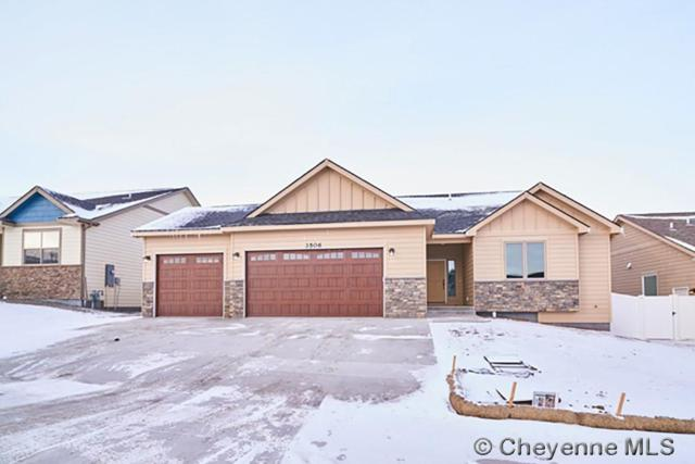 5718 Dayton Dr, Cheyenne, WY 82009 (MLS #67070) :: RE/MAX Capitol Properties