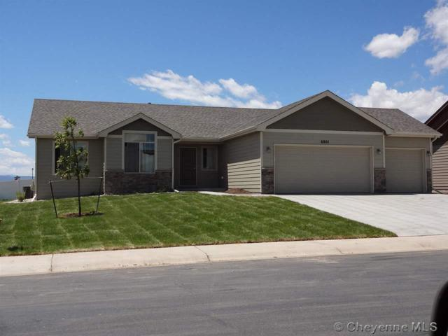 TBD Sahler St, Cheyenne, WY 82009 (MLS #67314) :: RE/MAX Capitol Properties