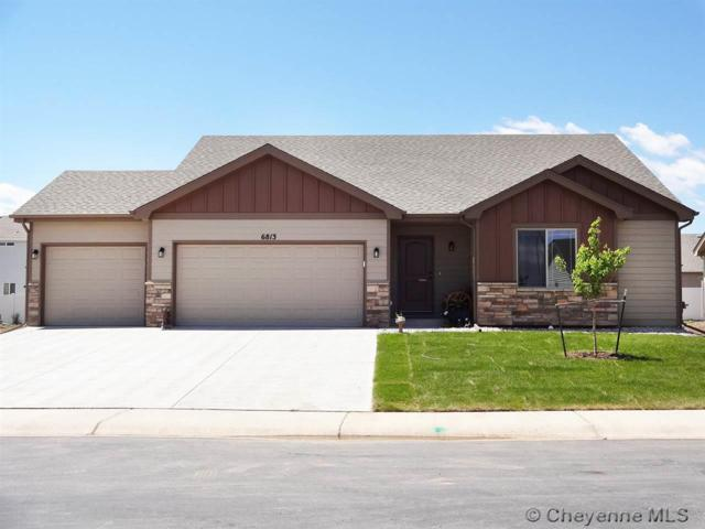 3601 Thomas Rd, Cheyenne, WY 82009 (MLS #67329) :: RE/MAX Capitol Properties