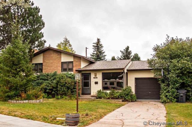 6535 Evergreen St, Cheyenne, WY 82009 (MLS #67473) :: RE/MAX Capitol Properties