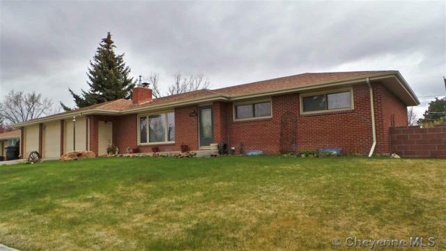 748 Ridgeland St, Cheyenne, WY 82009 (MLS #67747) :: RE/MAX Capitol Properties