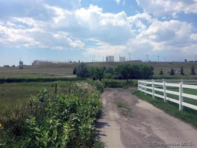 TBD Hoy Rd, Cheyenne, WY 82001 (MLS #67768) :: RE/MAX Capitol Properties