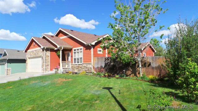 1324 Medley Loop, Cheyenne, WY 82007 (MLS #67885) :: RE/MAX Capitol Properties