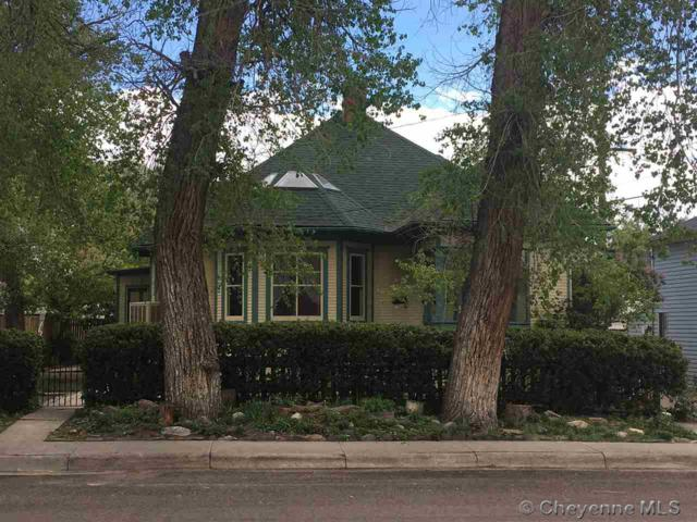 1715 Van Lennen Ave, Cheyenne, WY 82001 (MLS #67911) :: RE/MAX Capitol Properties