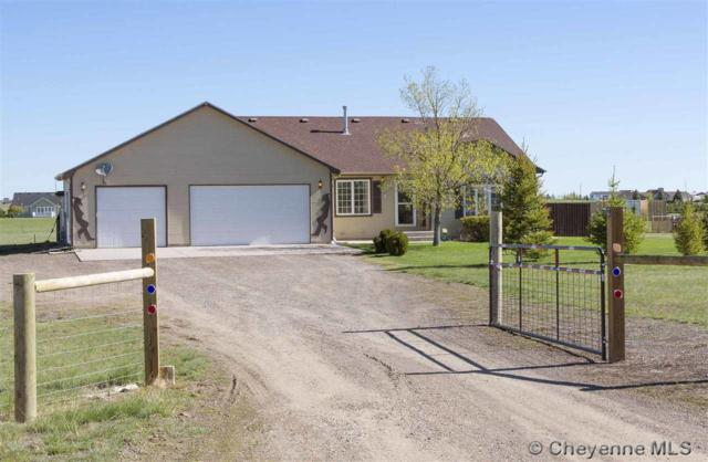 6520 Dorsey Rd, Cheyenne, WY 82009 (MLS #67985) :: RE/MAX Capitol Properties