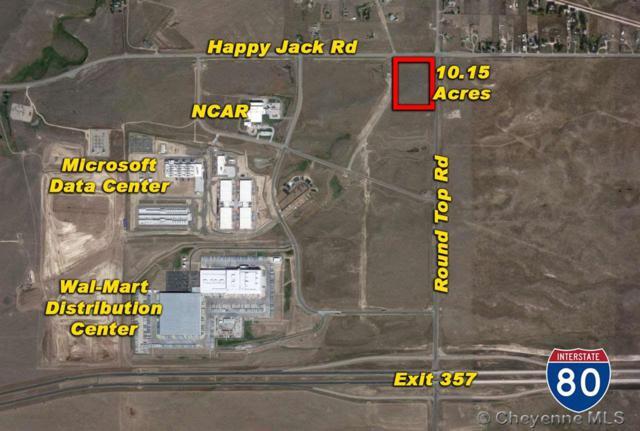Lot 1 Block 9 Happy Jack Rd, Cheyenne, WY 82001 (MLS #67992) :: RE/MAX Capitol Properties