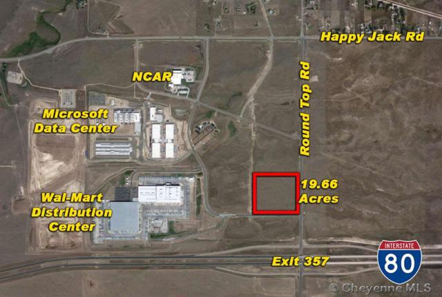 Lot 4 Block 10 Roundtop Rd, Cheyenne, WY 82001 (MLS #67993) :: RE/MAX Capitol Properties