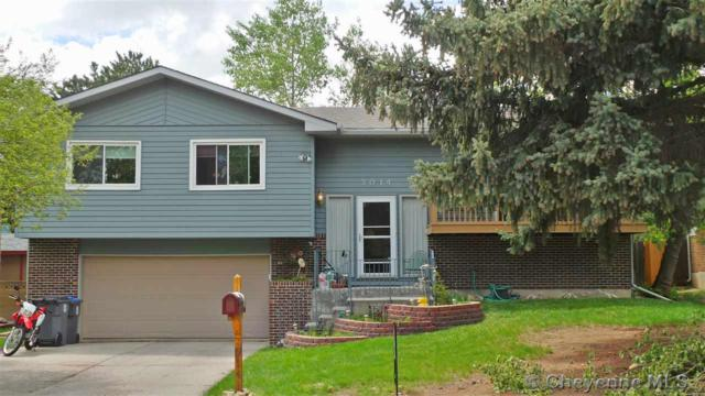 7014 Bomar Dr, Cheyenne, WY 82009 (MLS #68008) :: RE/MAX Capitol Properties