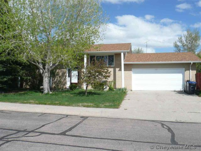 2901 Sunflower Rd, Cheyenne, WY 82009 (MLS #68085) :: RE/MAX Capitol Properties