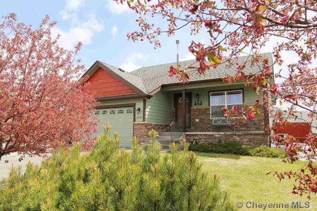 1201 Melody Ln, Cheyenne, WY 82007 (MLS #68117) :: RE/MAX Capitol Properties