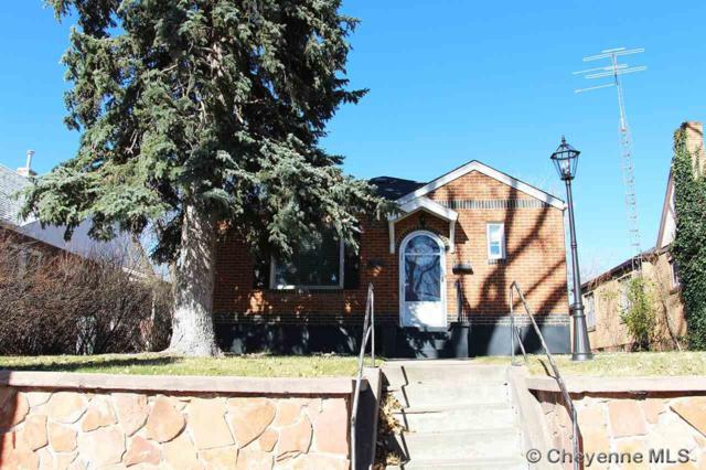 420 W 1ST AVE, Cheyenne, WY 82001 (MLS #68217) :: RE/MAX Capitol Properties