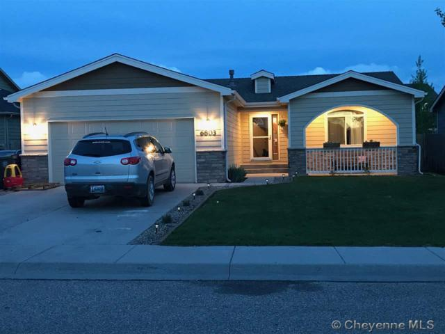 6803 Hitching Post Ln, Cheyenne, WY 82001 (MLS #68291) :: RE/MAX Capitol Properties