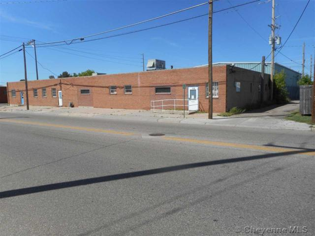 1700 Snyder Ave, Cheyenne, WY 82001 (MLS #68305) :: RE/MAX Capitol Properties