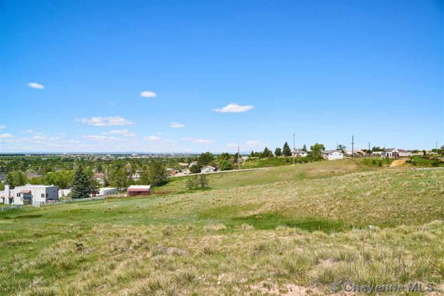 LOt 2 Edison Ct, Cheyenne, WY 82009 (MLS #68367) :: RE/MAX Capitol Properties