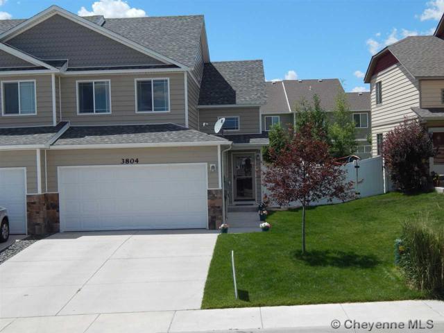 3804 Saddle Ridge Tr, Cheyenne, WY 82001 (MLS #68387) :: RE/MAX Capitol Properties