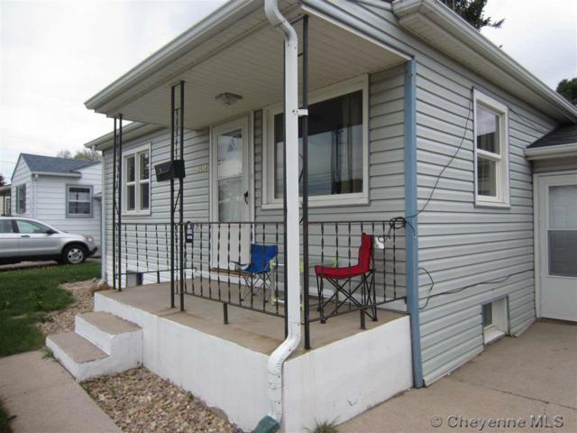 2524 E 15TH ST, Cheyenne, WY 82001 (MLS #68414) :: RE/MAX Capitol Properties
