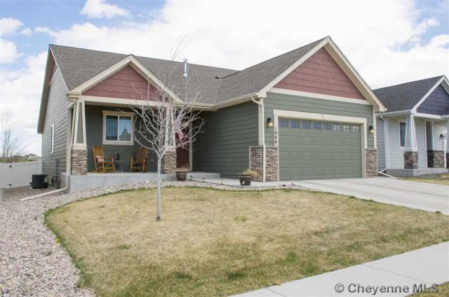 1008 Wendy Ln, Cheyenne, WY 82009 (MLS #68418) :: RE/MAX Capitol Properties
