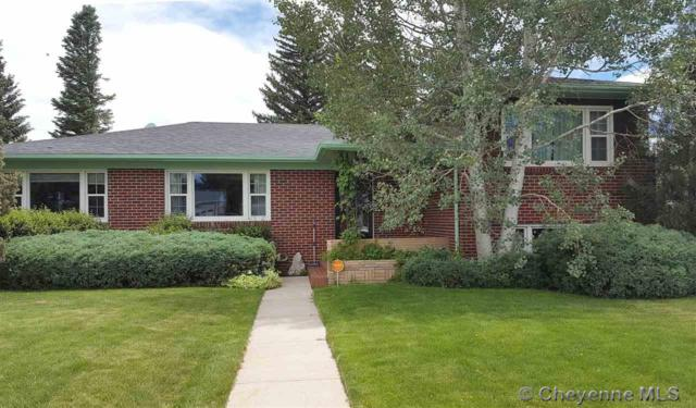 3911 Mccomb Ave, Cheyenne, WY 82001 (MLS #68510) :: RE/MAX Capitol Properties