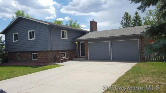 831 Ranger Dr, Cheyenne, WY 82009 (MLS #68527) :: RE/MAX Capitol Properties