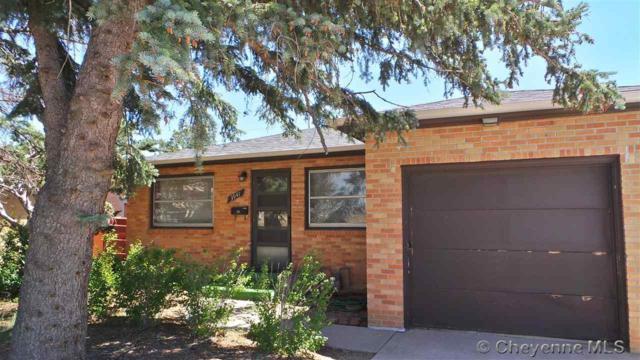 3941 Hynds Blvd, Cheyenne, WY 82001 (MLS #68540) :: RE/MAX Capitol Properties